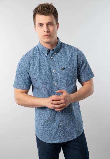 Wzorzysta koszula regular fit Lee