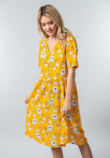 Kwiecista sukienka Blend