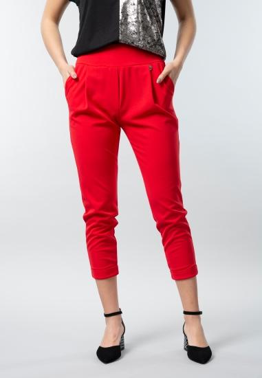 Spodnie damskie materiałowe...
