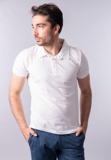 Gładki t-shirt polo Joggy