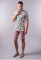 Bawełniana koszula męska we wzory Desoto