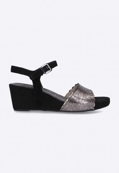 Sandały na koturnie TAMARIS