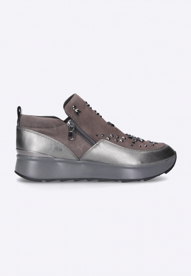 Sneakersy damskie GEOX -...