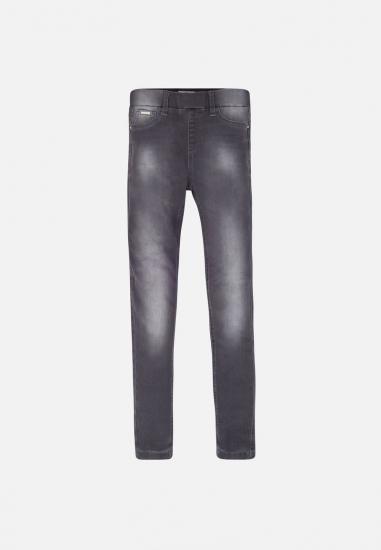 Spodnie jeansowe dziewczęce Mayoral