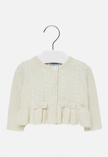 Sweterek dziewczęcy Mayoral baby