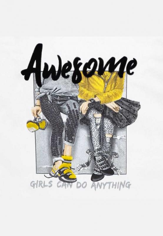 Komplet dziewczęcy koszulka + legginsy Mayoral