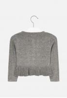 Dziewczęcy sweterek z kokardkami Mayoral