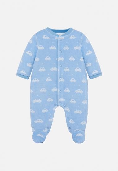 Chłopięca piżama ze stópkami Mayoral