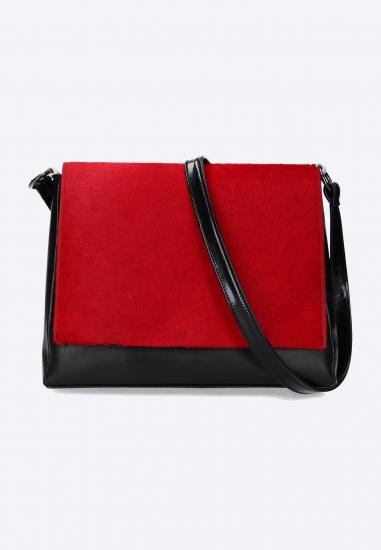 Skórzana torebka Zocal