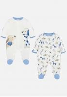 Zestaw piżamek dziecięcych Mayoral newborn