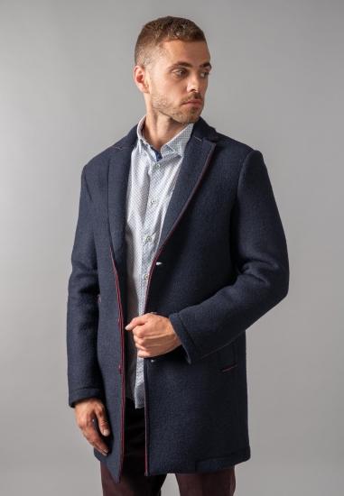 Klasyczny płaszcz męski...