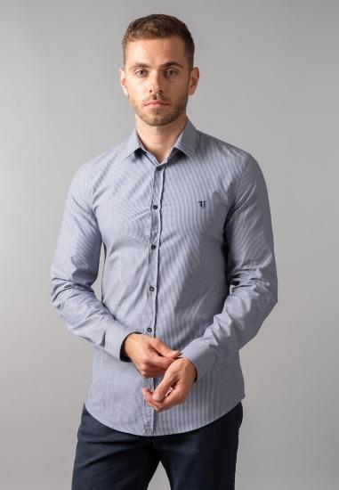 Koszula męska slim fit Trussardi Jeans