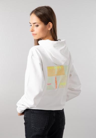 Bluza damska z kapturem Calvin Klein