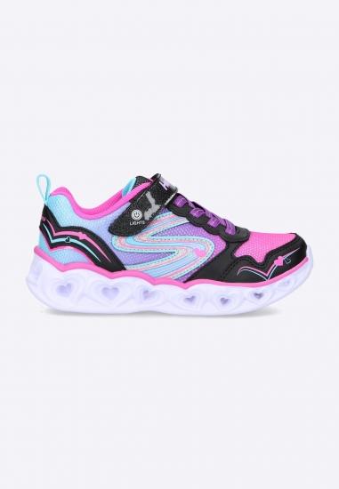 Świecące buty sportowe...