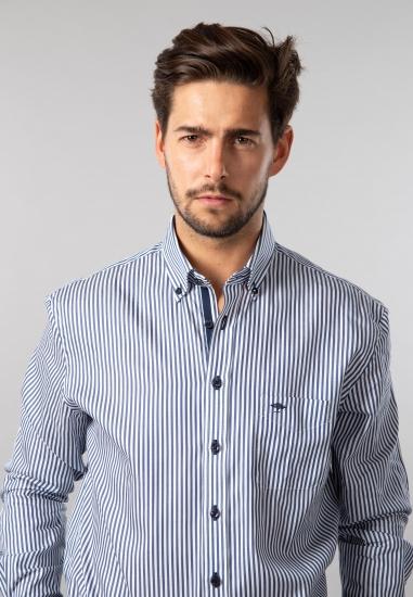 Koszula męska casual fit Fynch Hatton