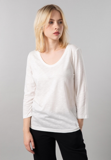 T-shirt damski basic Street One