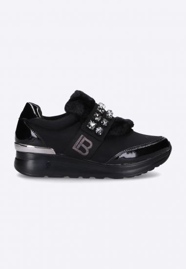 Sneakersy na grubej podeszwie Laura Biagiotti