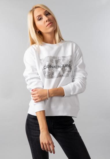 Bluza damska z nadrukiem Calvin Klein