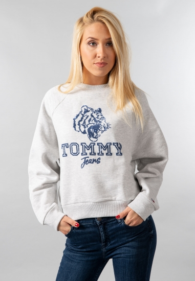 Bluza damska z nadrukiem Tommy Jeans