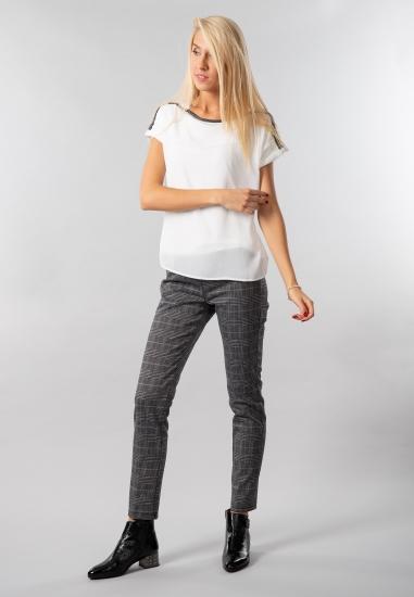 Spodnie damskie cygaretki Chiara D'alba