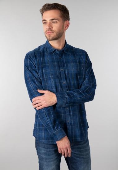 Koszula męska sztruksowa Pioneer