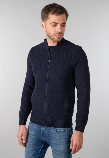 Sweter męski zapinany Rotte Mediterranee