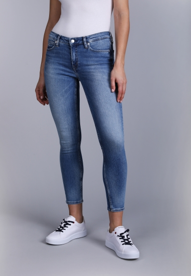 Damskie jeansy Calvin Klein Jeans
