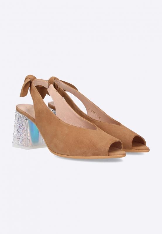 Sandały damskie marki Wonders