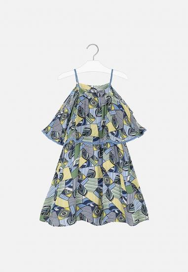 Sukienka dla dziewczyny Mayoral