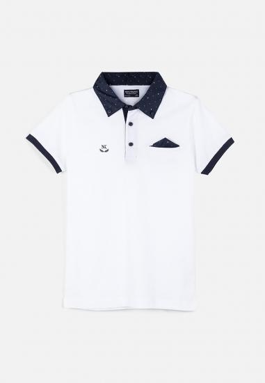 Chłopięca koszulka polo MAYORAL