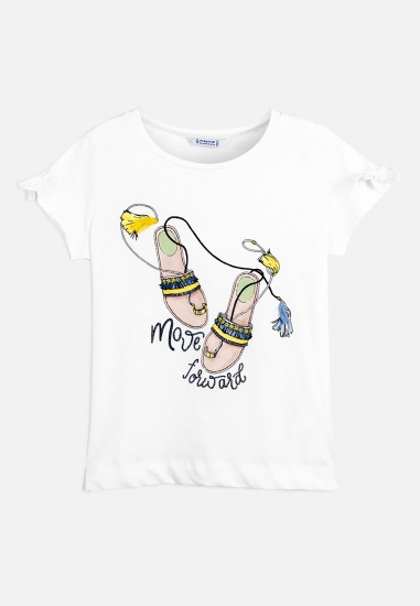 Dziewczęca koszulka MAYORAL