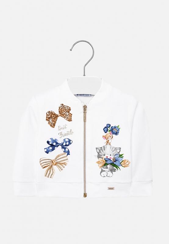 Bluza dla dziewczynki firmy Mayoral