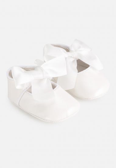 Buciki dla dziewczynki niemowlęce Mayoral