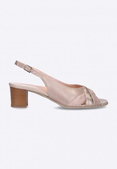 Sandały damskie na obcasie Soffice Sogno