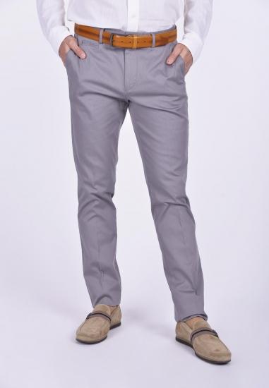 Męskie spodnie materiałowe ROTTE MEDITERRANEE