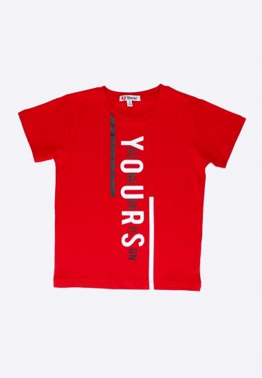 T-shirt chłopięcy marki Yours