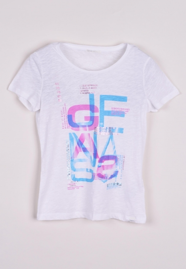 DAMSKI T-SHIRT GAS