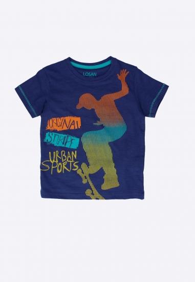 T-shirt chłopięcy Losan