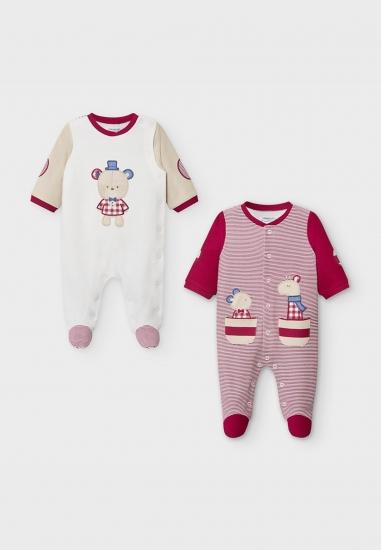 Piżama dla noworodka chłopięca Mayoral