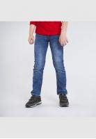Długie spodnie jeansowe chłopięce Mayoral