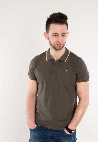 Koszulka polo EKS - 012BRAZ