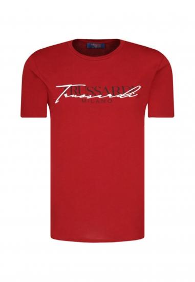 T-shirt męski TRUSSARDI JEANS