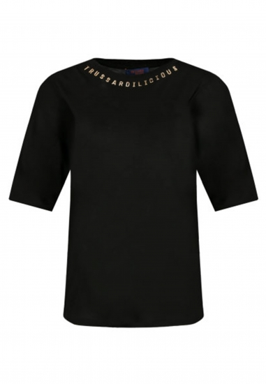 T-shirt damski TRUSSARDI JEANS