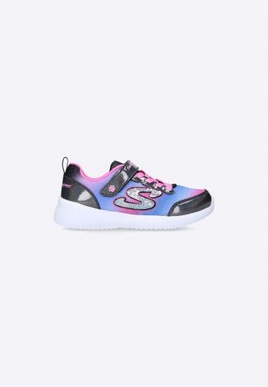 Sneakersy dziewczęce Lil'Bobs for Skechers