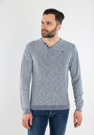 Sweter w paski MARK UP -...