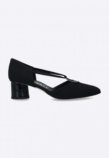 Eleganckie sandały brunate