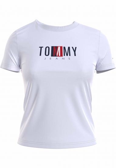 T-SHIRT DAMSKI TOMMY JEANS