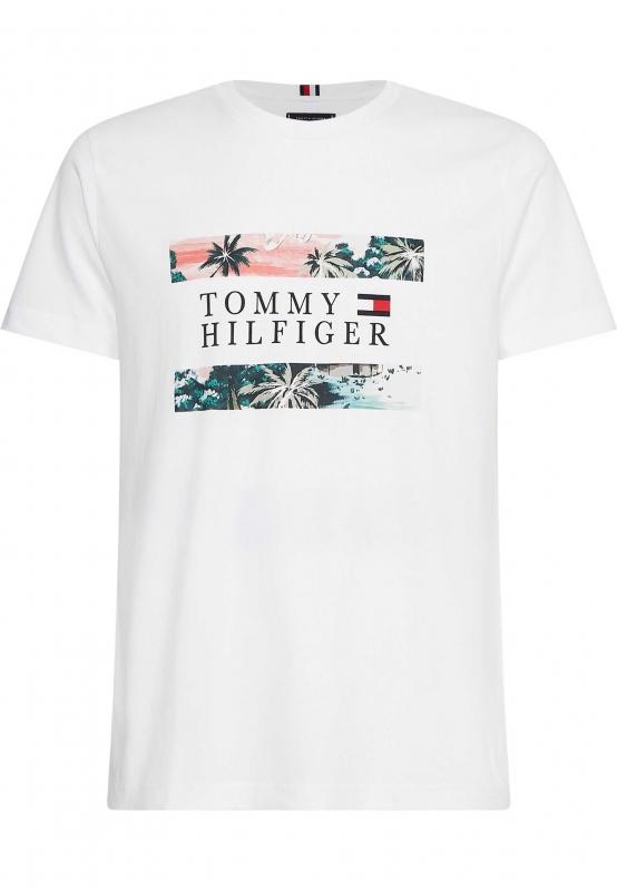 T-SHIRT MĘSKI TOMMY HILFIGER