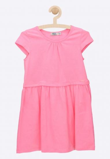 Dzianinowa sukienka MELBY -...