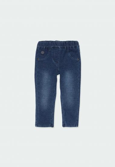 Spodnie jeansowe dla dziewczynki Boboli